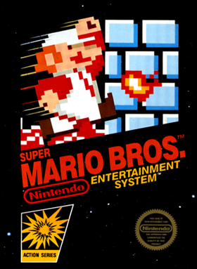 Super mario bros release date