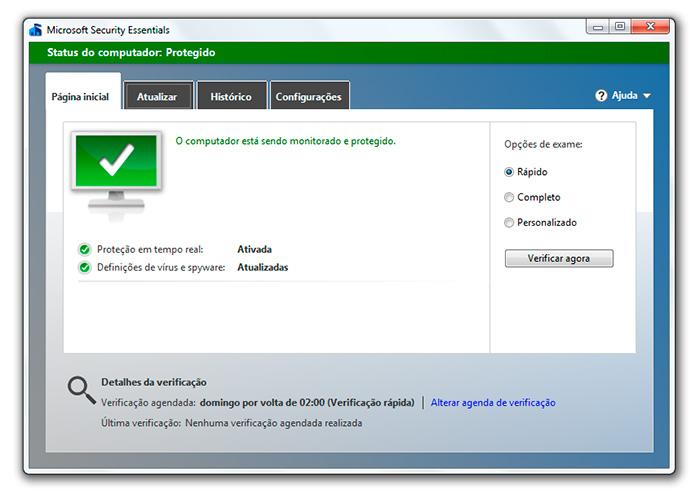 Microsoft Security Essentials – Wikipédia, a enciclopédia livre