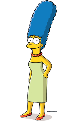 Marge Simpson Wikipedia A Enciclopedia Livre
