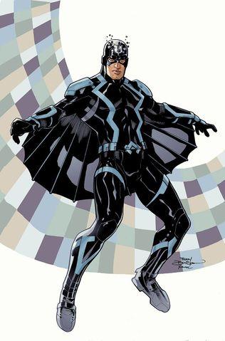Raio Negro Marvel Comics Wikipedia A Enciclopedia Livre