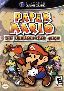 Paper mario the thousand year door wikip dia a for 1000 year door