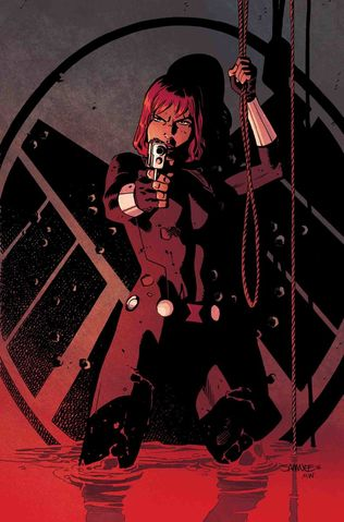 Viúva Negra (Marvel Comics) – Wikipédia, a enciclopédia livre
