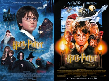 Harry Potter and the Sorcerers Stone Harry Potter y la piedra filosofal