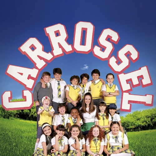 Capa do CD Carrossel - A Banda Mp3