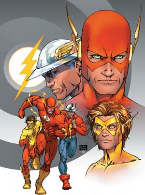 1 - Saiba tudo sobre The Flash Flash_Pack