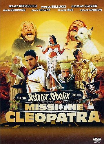 Resultado de imagem para ASTERIX E OBELISCO MISSION CLEOPATRA FILME