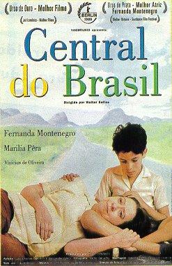 """Resultado de imagem para Filme """"Central do Brasil"""""""