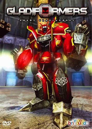 Robôs Gladiadores 2: A Arena de Mexlus Online Dublado