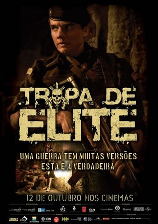 Poster for Tropa de Elite