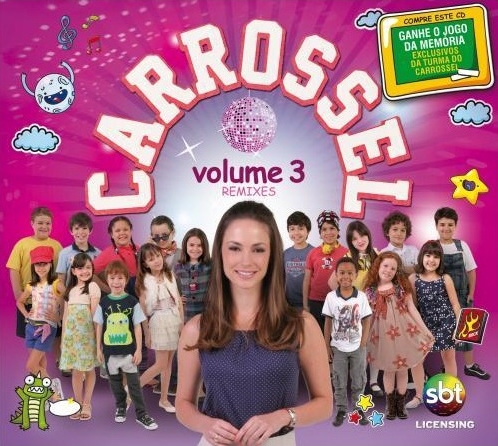musicas do cd carrossel volume 2