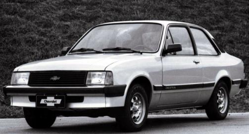 d53ecf60d3c Chevrolet Chevette – Wikipédia
