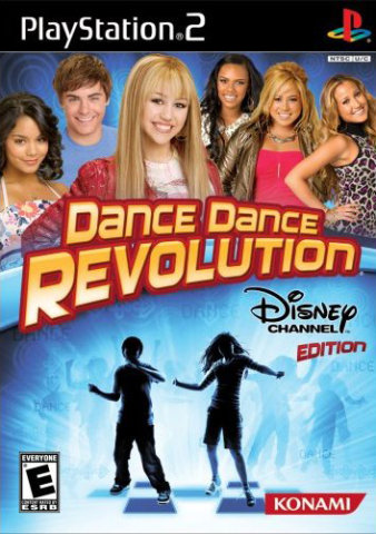 Ficheiro Ddr Disney Channel Edition Cover Jpg Wikip 233 Dia