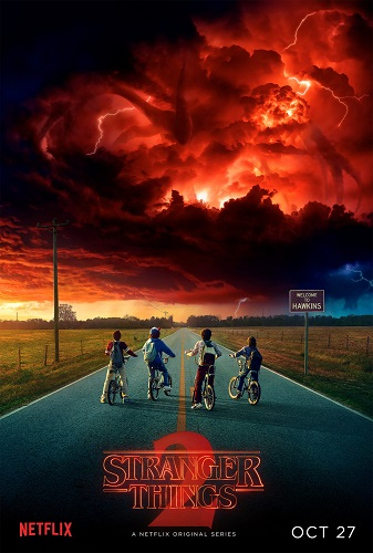 Stranger Things 2 ª Temporada Wikipedia A Enciclopedia Livre