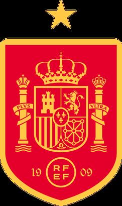 Ficheiro:Spain National Football Team badge.png – Wikipédia, a enciclopédia  livre