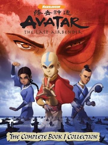 Avatar The Last Airbender 1 ª Temporada Wikipedia A