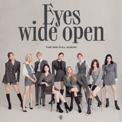Eyes Wide Open (álbum de Twice) – Wikipédia, a enciclopédia livre