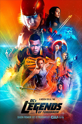 What time is legends of tomorrow on tonight-2201