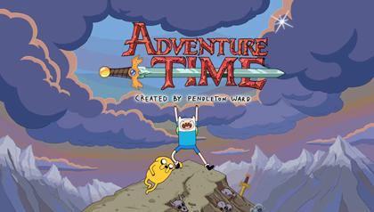 Adventure Time Adventure_Time_-_Title_card