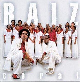 Raiz Coral - Pra Louvar 2004