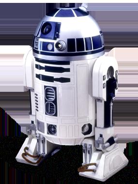 Imagen PNG de R2-D2
