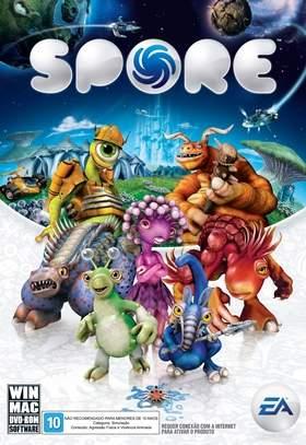 3ª Analise: Spore Spore_capa
