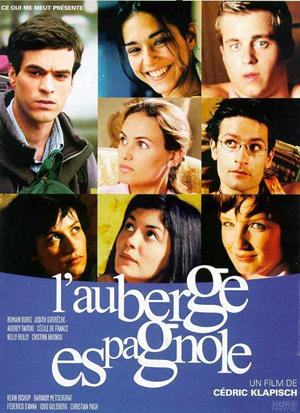 lauberge espagnole streaming