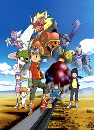 Digimon Frontier: Resumo Frontier