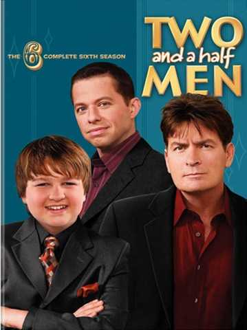 Dois Homens e Meio 6º Temporada (2008) Blu-Ray 720p Download Torrent Dublado