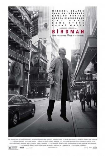 Birdman ou (A Inesperada Virtude da Ignorância ... Emma Stone
