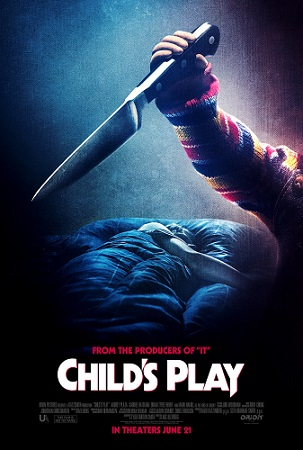 "Child/'s Play Chucky Movie Poster 12/"" x 18/"" 24/"" x 36/"" 27/""x 40/"""