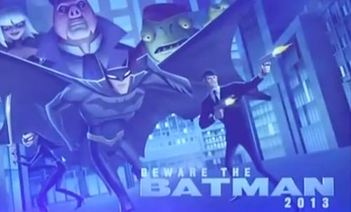 Beware The Batman Wikipedia A Enciclopedia Livre