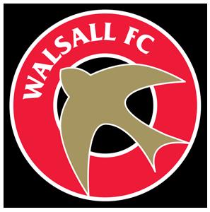 Resultado de imagem para Walsall football escudo