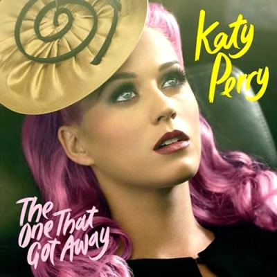 Ficheiro:Katy Perry - The One That Got Away.jpg