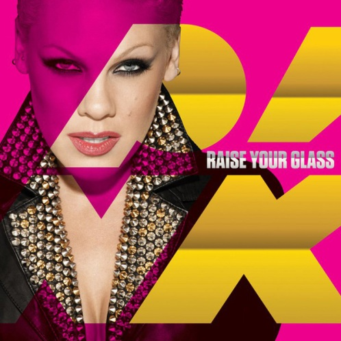 Raise Your Glass – Pink