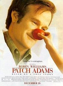 Patch Adams Filme Wikipédia A Enciclopédia Livre