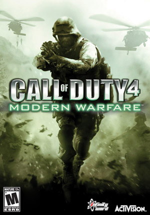 Call Of Duty 4: Modern Warfare - PC Torrent