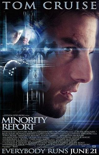 Minority Report (filme) – Wikipédia, a enciclopédia livre