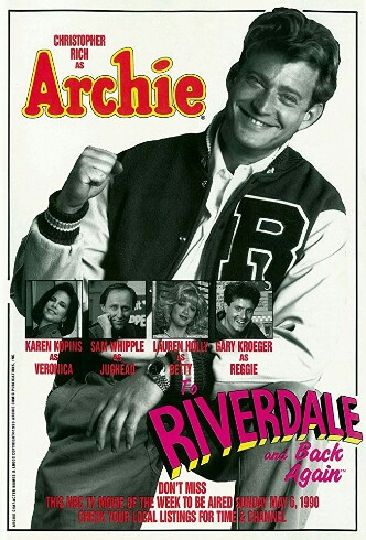 Ficheiro Archie To Riverdale And Back Again Poster Jpg