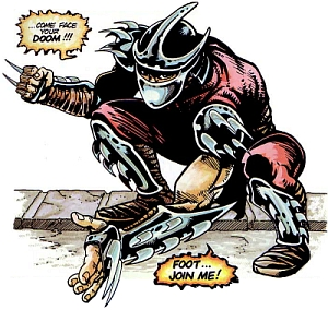 Image Result For Ninja Turtles Shredder