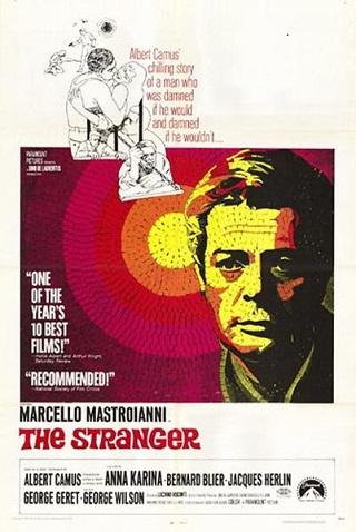 Cartaz do filme The Stranger