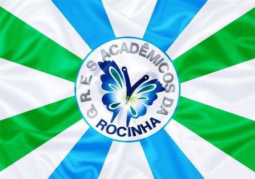 Resultado de imagem para bandeira academicos da rocinha