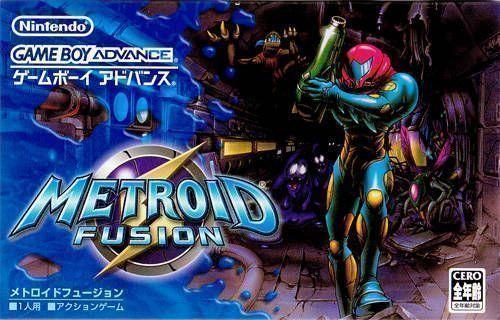 Metroid Fusion – Wikipédia, a enciclopédia livre