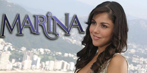 La Actriz Mexicana >> Marina (2006) – Wikipédia, a enciclopédia livre