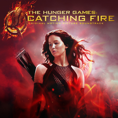 the hunger games catching fire trilha sonora