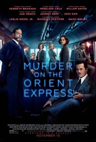 Murder In The Orient Express