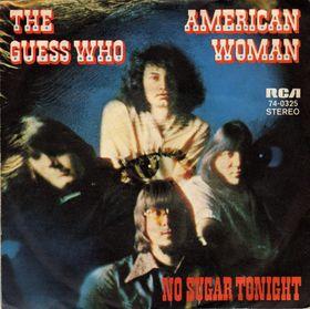 American Woman Karaoke