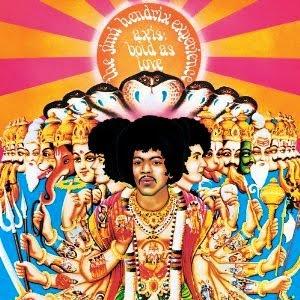 Resultado de imagem para The Jimi Hendrix Experience – Axis: Bold As Love