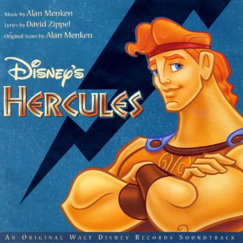 H rcules trilha sonora wikip dia a enciclop dia livre - Hercule walt disney ...