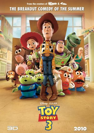 Toy Story 3 – HD 720p Blu-ray