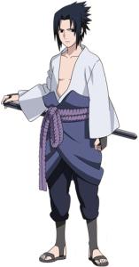 Um novo Kage PartII_Sasuke